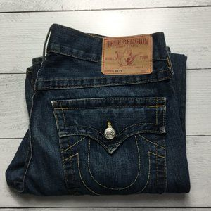 True Religion Men's Billy Jeans, Size 36